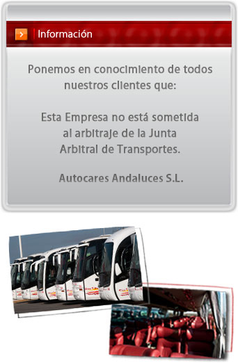 Autobuses Andaluces - Company